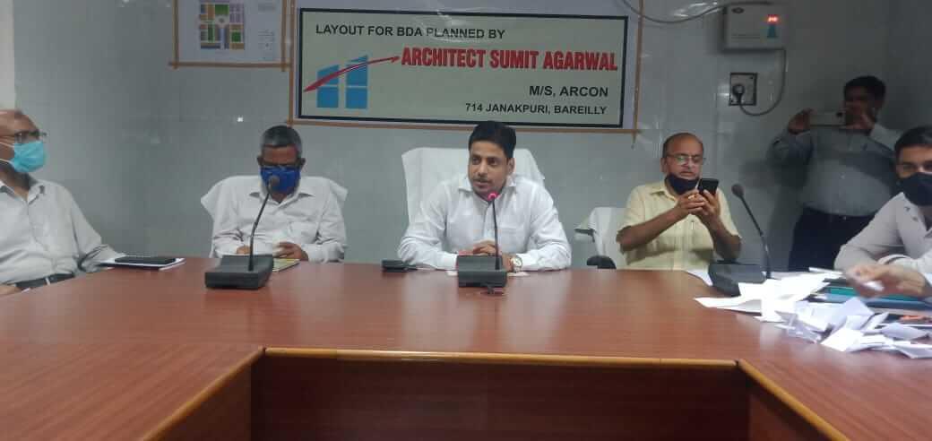 VC of Bareilly Development Authority