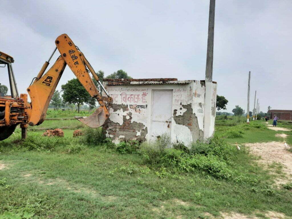 Ramganga Nagar - Near Sector 4